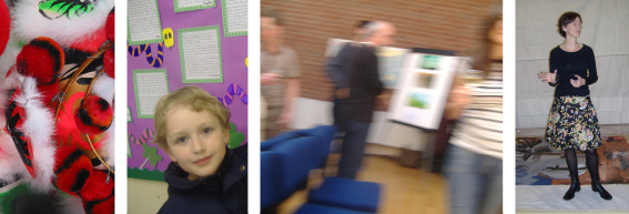 CDEN header image collage