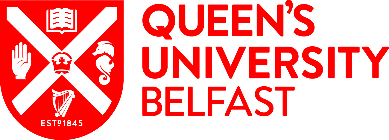 Image result for qub college logo