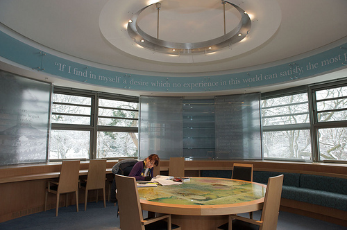 C.S. Lewis Reading Room, The McClay Library