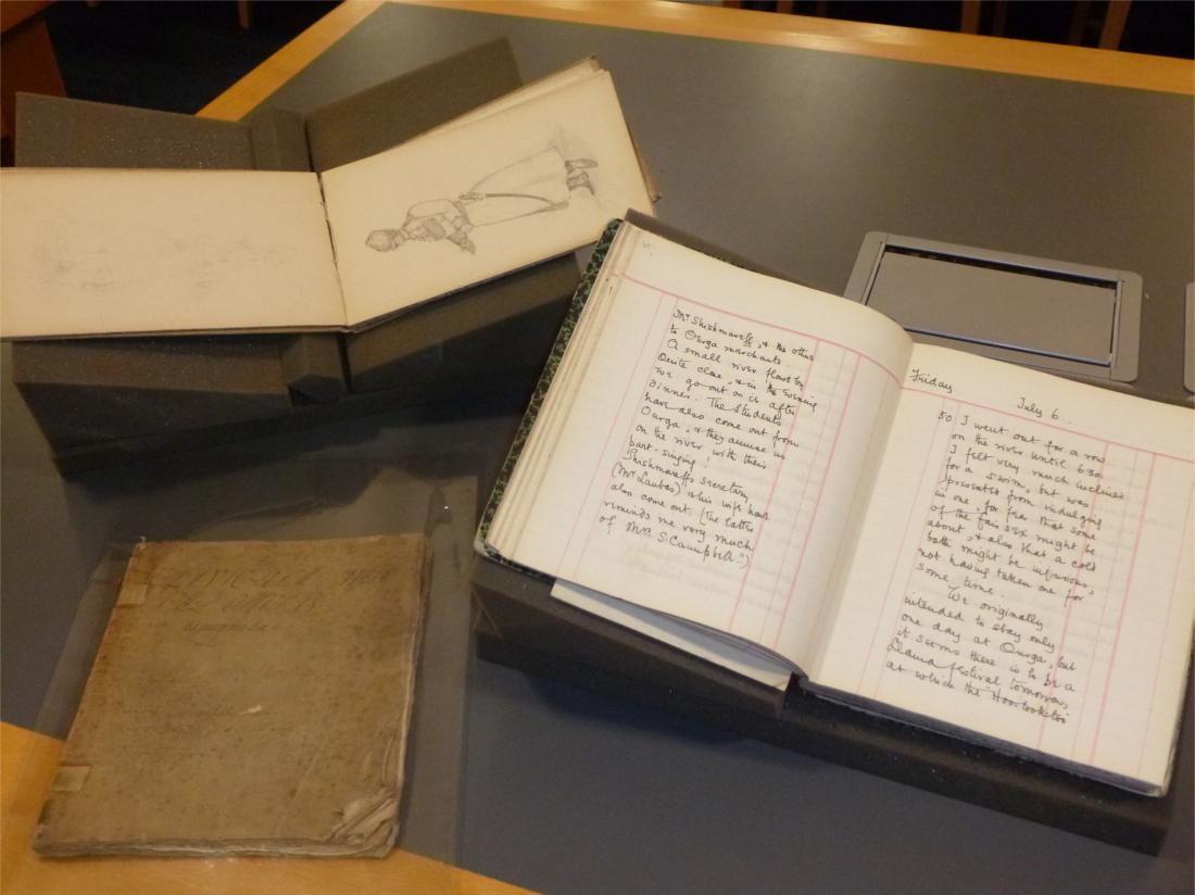 Manuscripts | Information Services | Queen's University Belfast