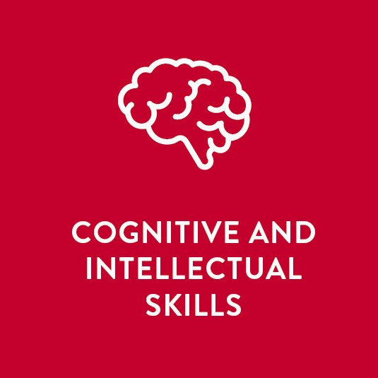 Employability Skills Cognitive and Intellectual Skills