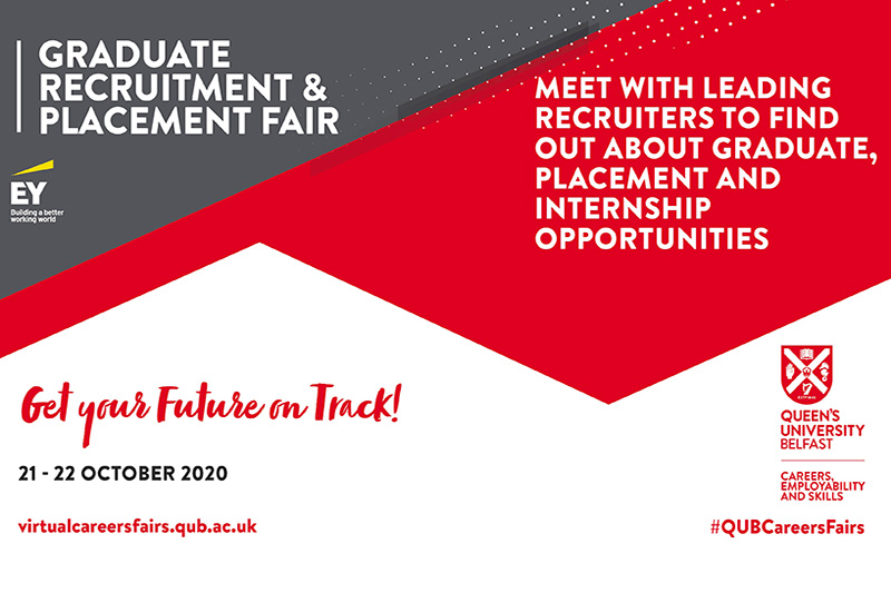 Details for Graduate Recruitment and Placement Fair 2020