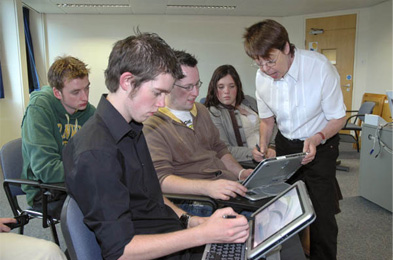 e-learning harness - My Teaching Their Learning