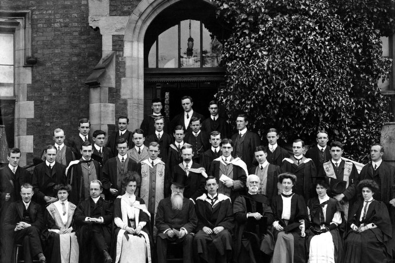 British university congress 1908