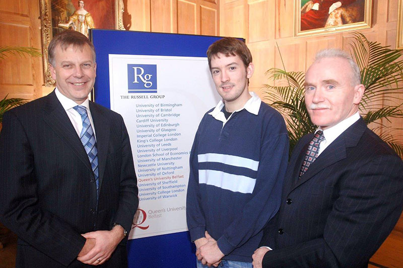 QUB Joins Russell Group