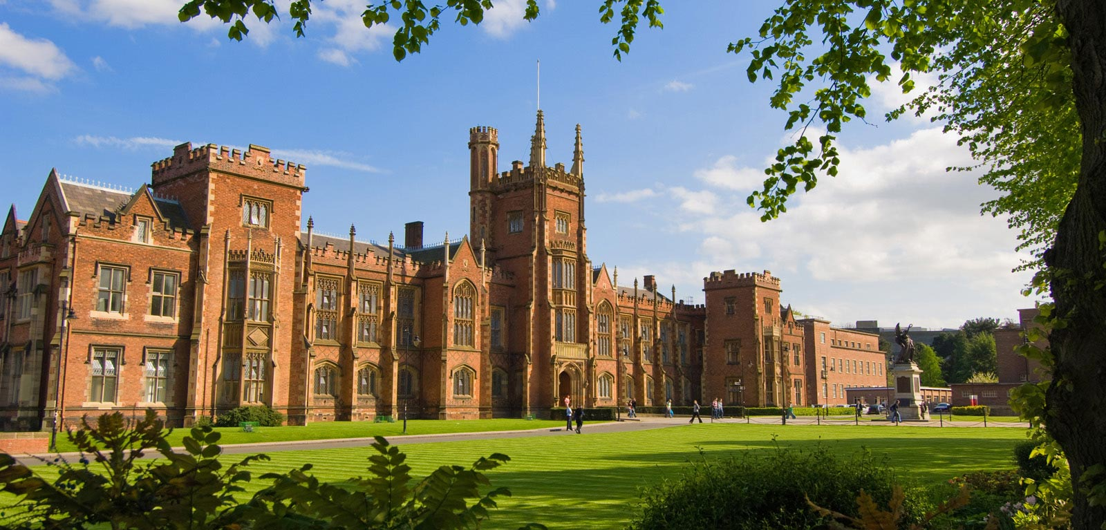 Image result for queen's university belfast