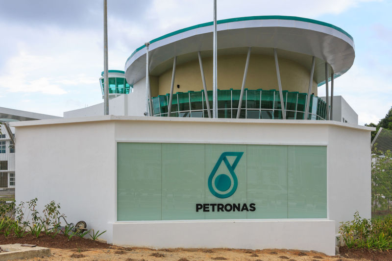 Petronas office