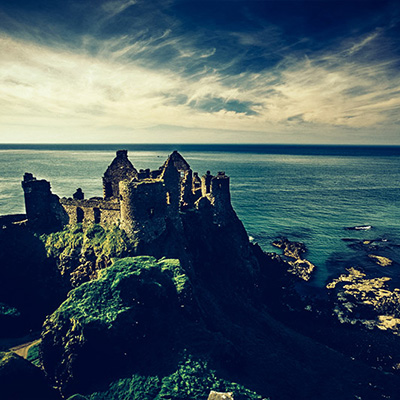 400-dunluce castle-day