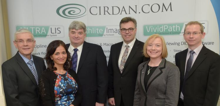 Cirdan Imaging R&D Project