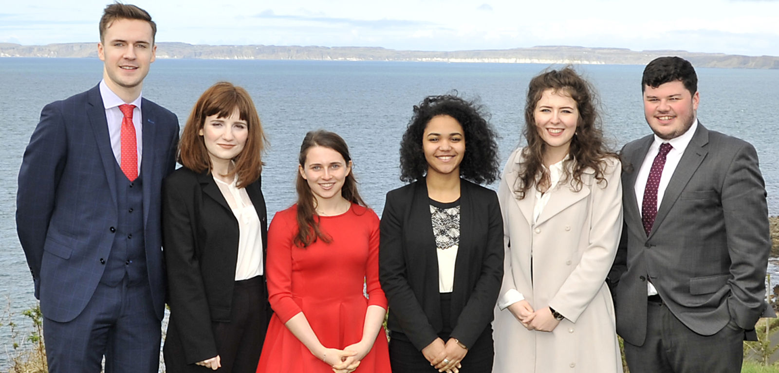 Six students from AHSS win a place on the Washington Ireland Programme
