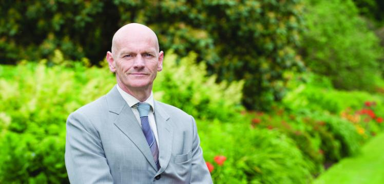 Professor Chris Elliott, Pro-Vice Chancellor, Queen's University Belfast