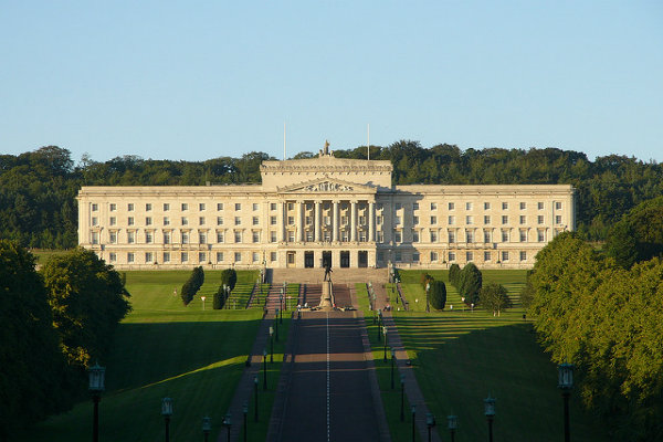 Parliament buildings at Stormont