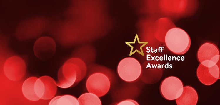Staff Excellence Banner