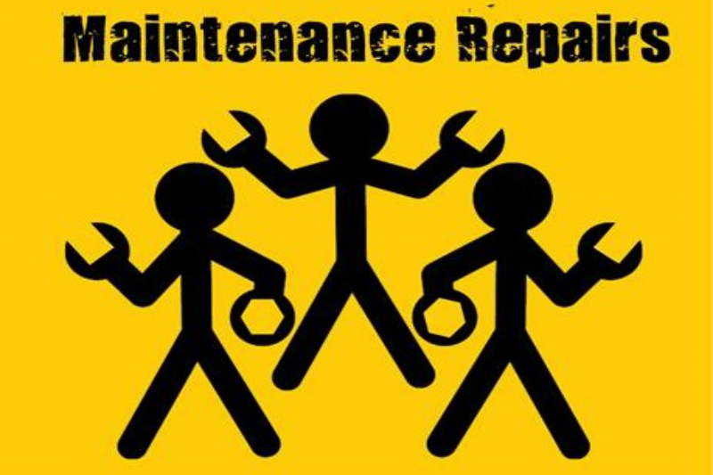 Have you got a maintenance issue?