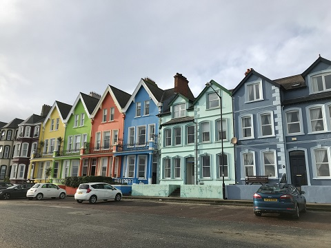 Whitehead houses