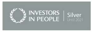 Investors in People grey