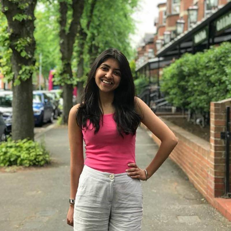 South Indian Malayalam student