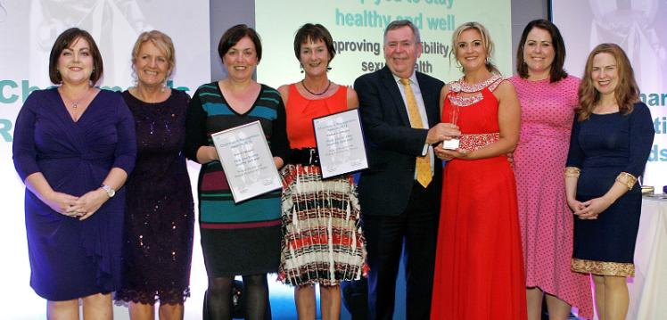 SE Trust Chairman's Recognition Awards 2018 CIPR Northern Ireland PRide Awards
