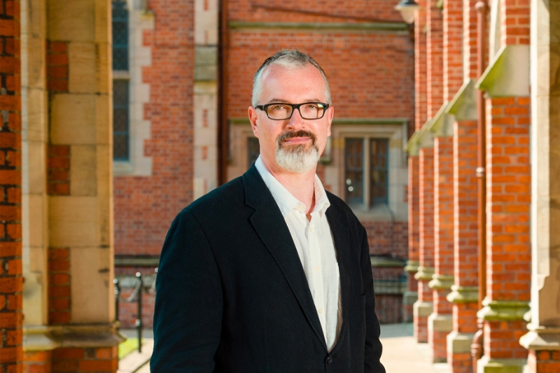 Photo: Professor Richard English