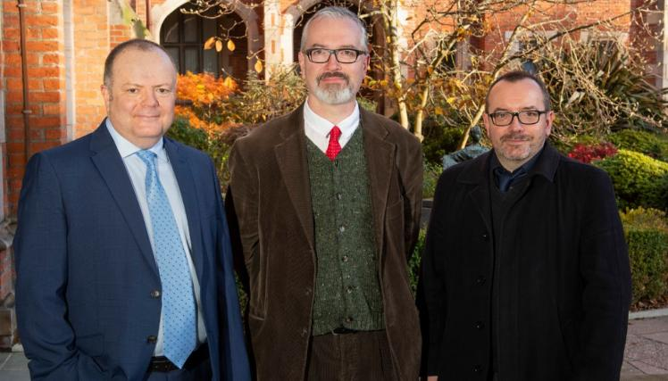 Queen's University Belfast Professors to Speak at Major Conferences at Yale