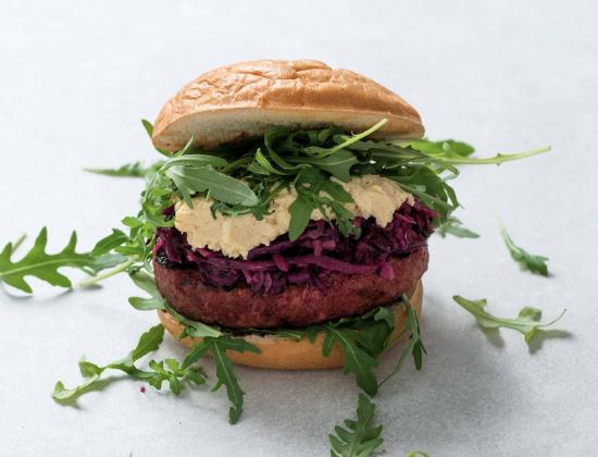 Tejinder's Blog | Best Places to get a Veggie Burger near Queen's
