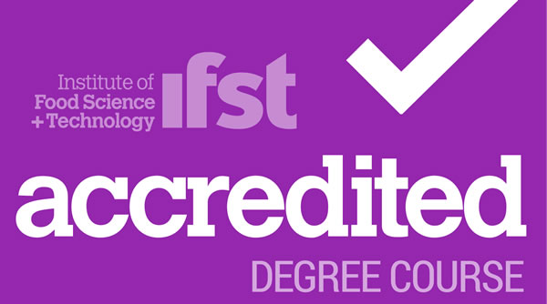 IFST Accreditation of MSc in Advanced Food Safety