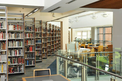 Internal QUB library