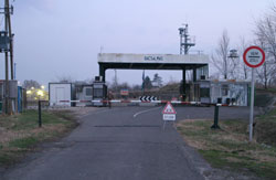 Though Romania and Hungary share a 440 kms long border, as few as 10 crossing points were viable until 2004