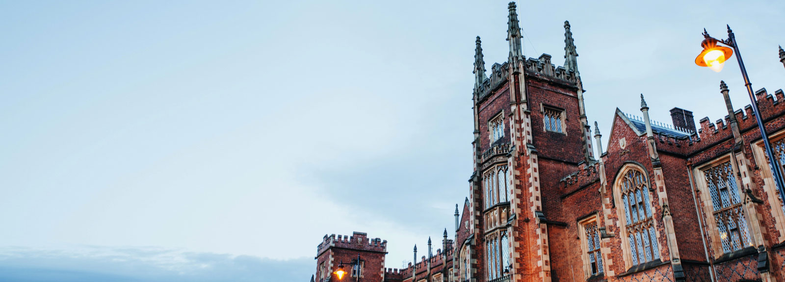 Queen's University Belfast Lanyon Building