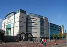 photo of belfast courts