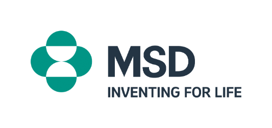 The logo for MSD