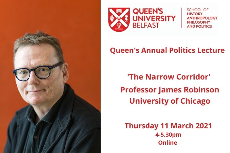 Queen's Annual Politics Lecture 2021