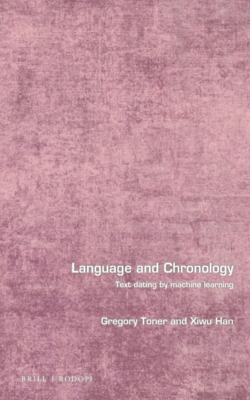 Front cover of Language and Chronology