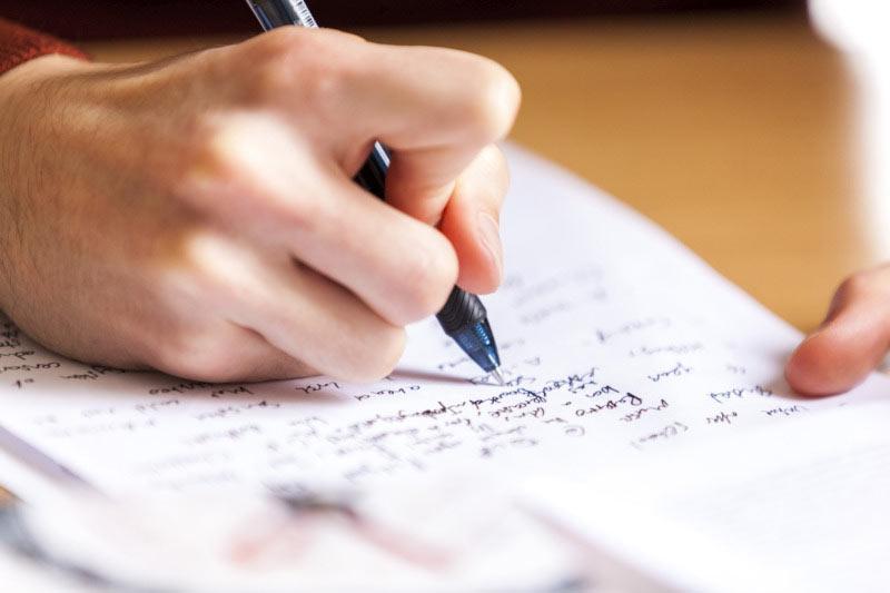 job essay sample with citations mla
