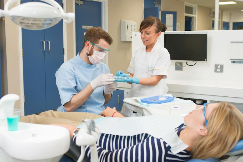 Free Dental Care School Of Medicine Dentistry And