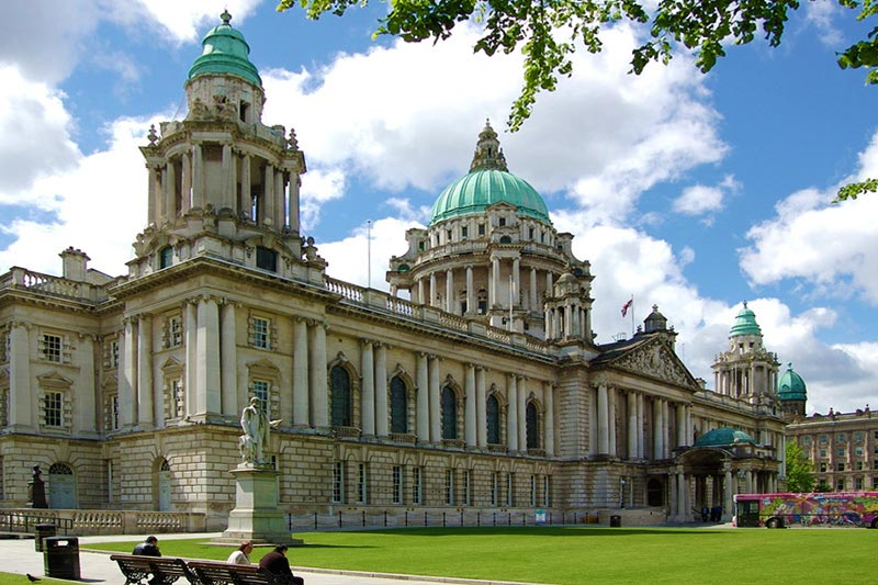 belfast city hall new