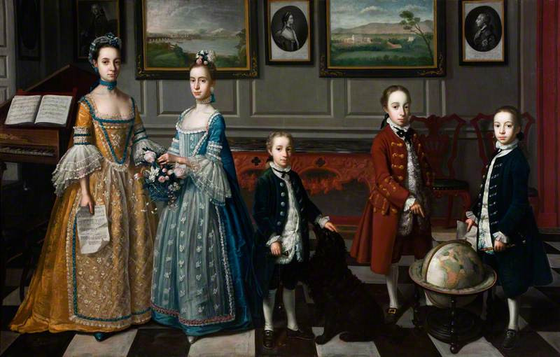 The Family of Thomas Bateson, Esq. (1705–1791)