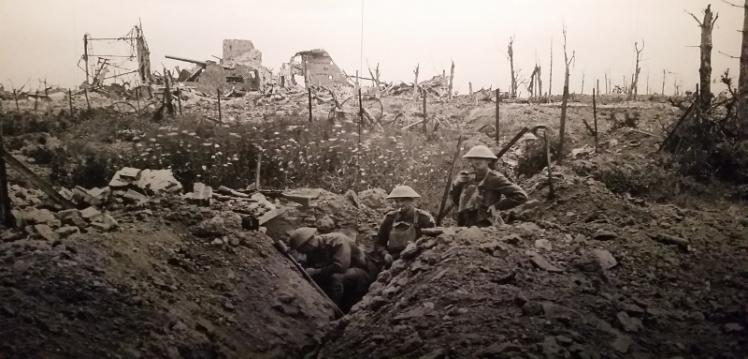 Being Human - WW1