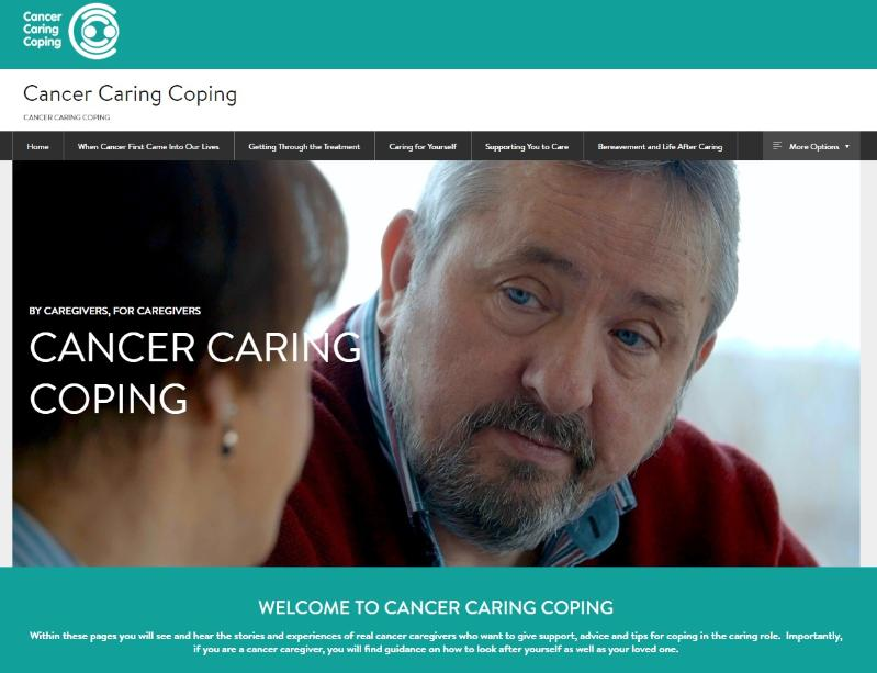 Cancer Caring Coping 800X600
