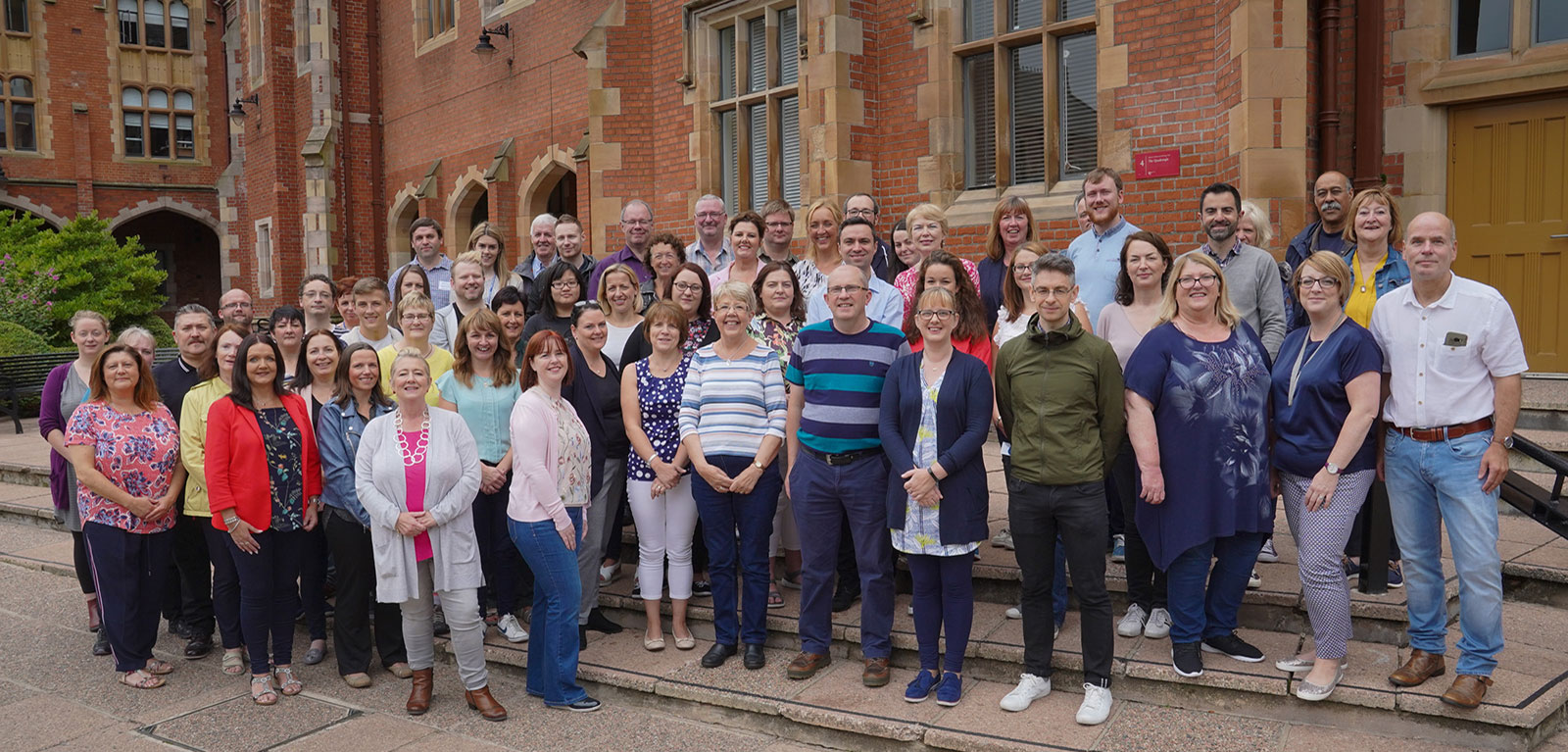 DfC Summer School Delegates and Speakers