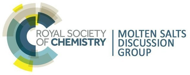 RSC Molten Salts Discussion Group Logo