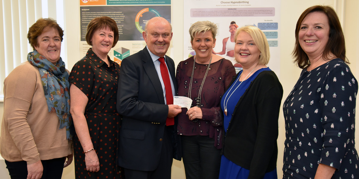 After a successful Scrums for Mums fundraiser earlier this year, Dr Esther Reid and Dr Janine Stockdale were able to present a cheque yesterday to Dr Paul Weir, Director of Essential Life Saving Skills for Africa (ELSSA).
