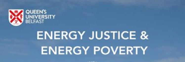 Energy Justice and Energy Poverty - 1600