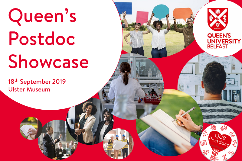 Postdoc Showcase