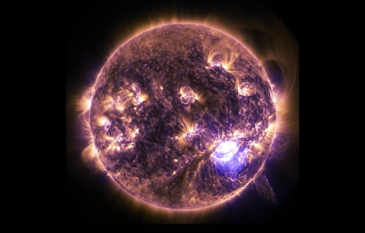 60-year-old mystery of Sun's magnetic waves