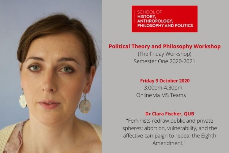 Political Theory 9 Oct 2020