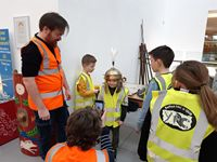 Members of Belfast YAC visited the Ulster Museum to learn about the Classical World in February 2020