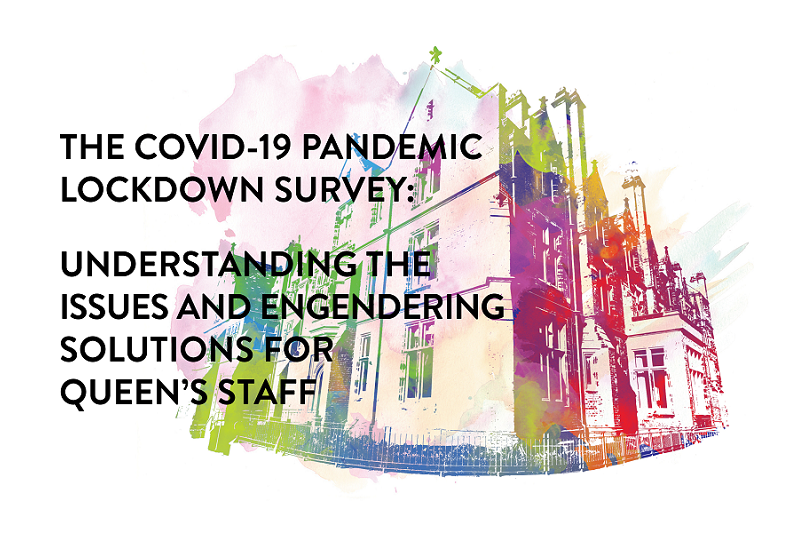 COVID-19 Pandemic Lockdown Survey 2020 graphic