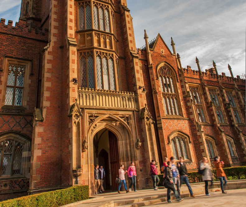 location of the conference University Belfast