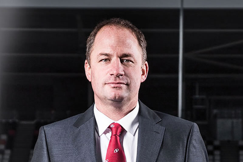 PHOTO: David Humphreys MBE, Former Irish Rugby Captain